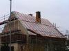 Photos vom Dachbau